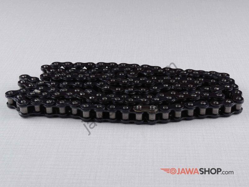 JAWA TS 350 CZ FINAL DRIVE SET SPROCKET BEARING CHAIN 130