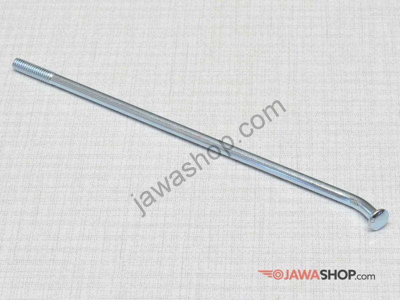 Wheel Spoke M4-119mm (Zn) (Jawa 250, 350 Panelka