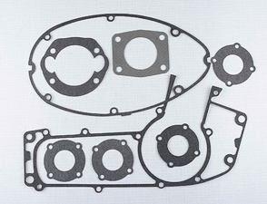 Engine gasket set (CZ 125 C) /
