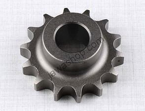 Primary chain wheel - 14t (Jawa Pionyr 20, 21, 23) /