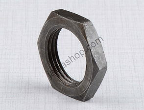 Nut of drive sprocket M20x1,5 / Jawa 50 Pio