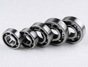 Ball bearing of engine set - 5pcs (Jawa Pionyr 20, 21, 23) /