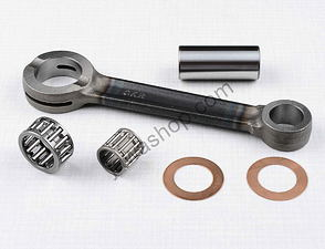 Connecting rod - piston pin 16mm (CKR) (Jawa, CZ 175, 350) /