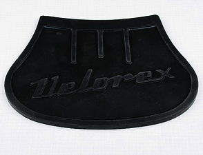 Rear fender flap / Velorex
