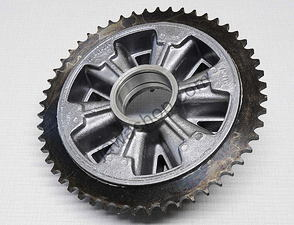 Rear chain wheel - 52t (Jawa 634-640) /