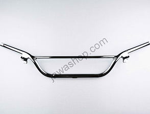 Handlebars with bar (Jawa, CZ Sport) /