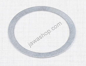 Gasket of head 39x48x0,5mm (Jawa 50 Pionyr) /