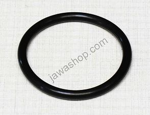 Rubber sealing ring of exhaust silencer 40x4mm (Jawa, CZ) /