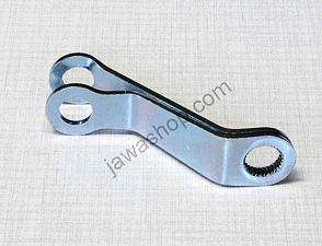 Brake arm lever rear (Zn) (CZ 125,150 C) /