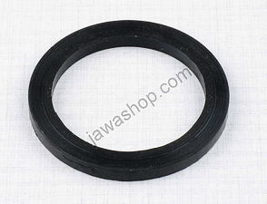 Sealing ring of filler cap 40x53x5mm (CZ Scooter) /