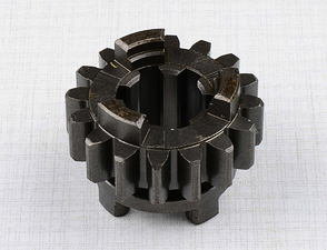 Wheel of gears - 16t / Jawa 634-640