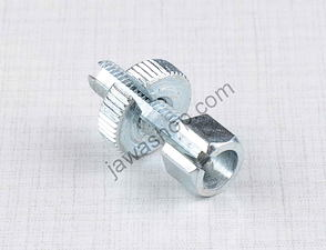 Bowden cable adjustment bolt M6x30mm / Jawa, CZ