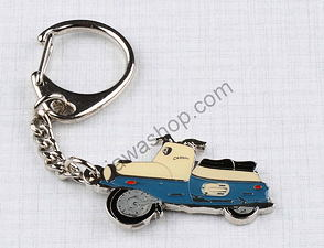 Key ring CZ Scooter /