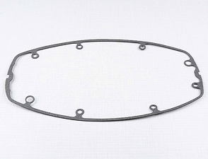 Gasket of left crankcase cover (clutch) - 1mm (CZ 476-488) /