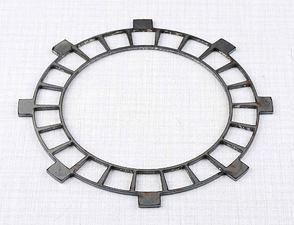 Clutch plate - for cork / CZ 125,150 C
