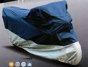 Motorcycle cover Aquatex, Nox - size XL /