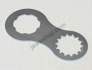 Primary chain wheel - Clutch spanner (Jawa Pionyr 20, 21, 23) /