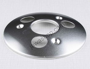 Wheel hub cover - rear (Jawa Pionyr 555) /