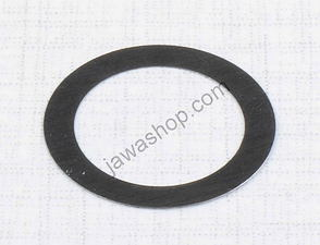Distance washer 17x24x0,1mm (Jawa 250,350 Kyvacka) /