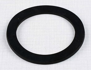 Sealing ring of filler cap 60x79x3mm (Jawa 638) /