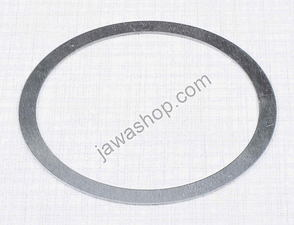 Gasket of head 59x70x0,5mm (Al) (Jawa, CZ 175,350) /