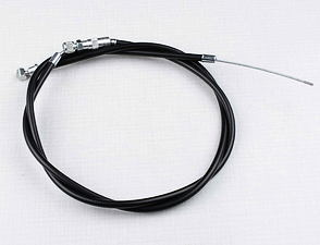 Clutch bowden cable with midway adjustment (Jawa 634-640) /