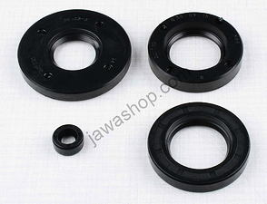 Sealing ring of engine - set, 4pcs (Jawa 638-640) /
