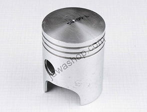 Piston 58-60mm, pin 16mm - LEFT / Jawa 350 (12V)