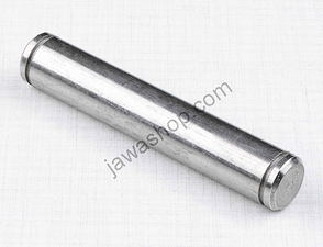 Main stand axle 15x85mm - oversized (Jawa, CZ) /