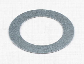 Distance washer of rear chain wheel 34x52x0,6mm (Jawa, CZ) /