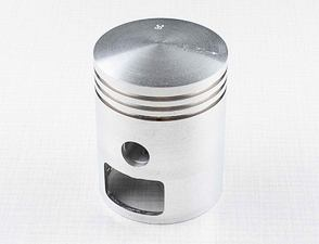 Piston 65.00 - 67.00mm, pin 15mm, ALMET (Jawa 250 Kyvacka) /