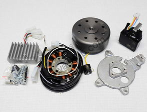 Ignition set VAPE 12V A-SZ17 (Jawa 638-640) /