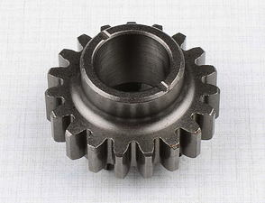Wheel of gears 19t / Jawa 634-640