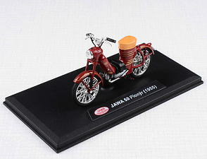 1:18 scale model Jawa 50 Pionyr (1955) type 550 /