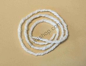 Sealing rope of exhaust silencer 1mm - 0,5m (Jawa, CZ) /