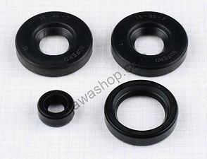 Sealing ring of engine - set, 4pcs (Stadion, Jawetta) /