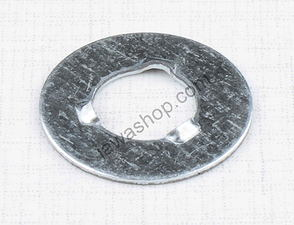 Securing washer of clutch nut (Jawa, CZ Kyvacka) /
