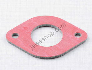 Gasket of exhaust pipe to cylinder 3mm (Jawa 50 Pionyr) /