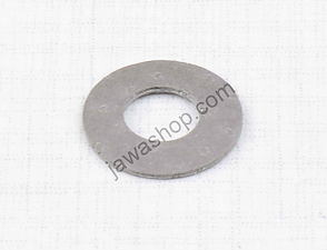 Gasket of exhaust pipe bolt 8x18x1mm (Jawa, CZ) /
