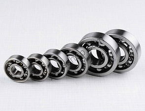 Ball bearing of engine set - 6pcs / CZ 125,150 C