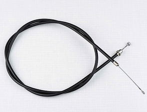 Throttle valve bowden cable (Jawa 634) /