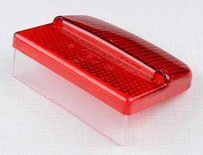 Tail lamp cover (Jawa 638-640) /