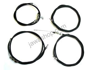 Bowden cable set / Tatran 125
