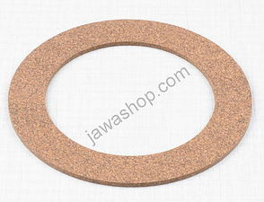 Sealing ring of filler cap 58x83x2mm (RK) (Jawa, CZ) /