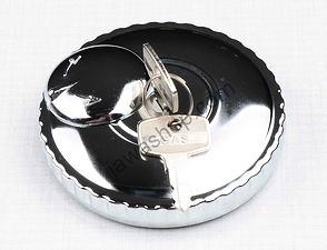 Filler cap with lock (Jawa, CZ) /