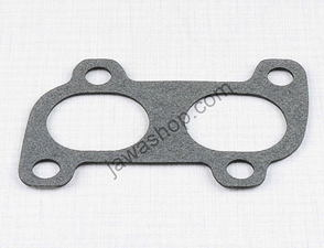 Gasket of the carburetor flange - 1.5mm (Jawa 638-640) /