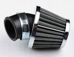 Air filter Sport D35 - 45° (Jawa, CZ) /