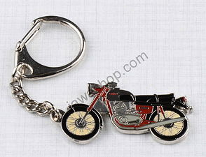 Key ring Jawa Californian /