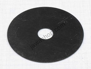 Thrust washer of toothed wheel cover (Babetta 210) /