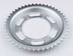 Rear chain wheel - 47t (Babetta 210) /